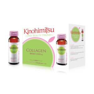 Жидкий коллаген Кинохимитсу Beauty Collagen Drink 10's