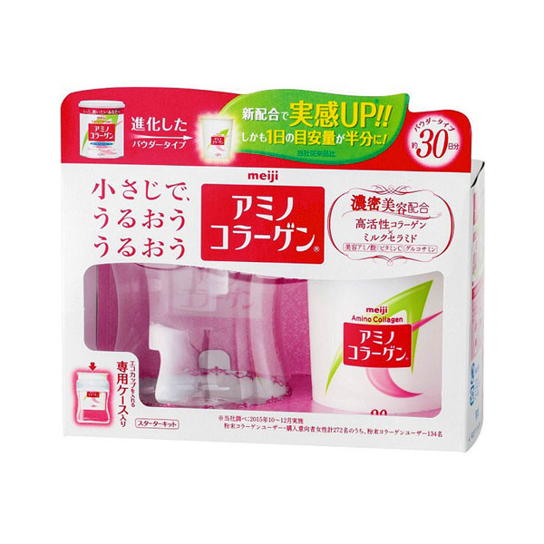 Купить коллаген meiji amino collagen powder1