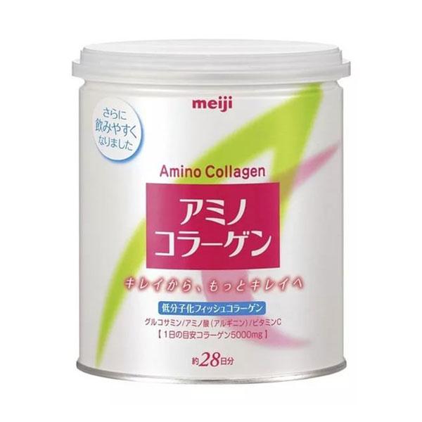 коллаген в порошке meiji collagen amino collagen powder_old