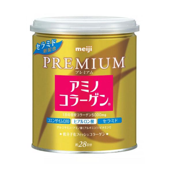 оллаген в порошке meiji premium collagen powder_old
