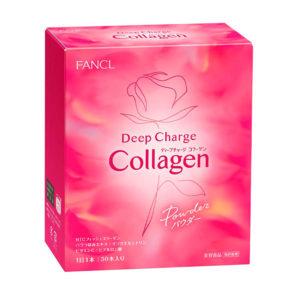 rybij kollagen fancl deep charge collagen powder